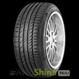 Continental ContiSportContact 5 255/40 ZR19 96W Run Flat *