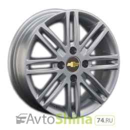 Replay Chevrolet (GN39) 5,5x14 4x100 ET 39 Dia 56,6 (silver)