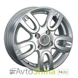Replay Chevrolet (GN44) 5,5x14 4x100 ET 39 Dia 56,6 (silver)