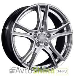 OZ Racing Adrenalina 8x17 5x114,3 ET 45 Dia 75 (black diamond)