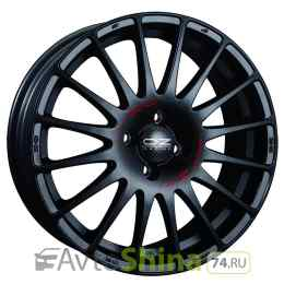 OZ Racing Superturismo GT 7x17 5x100 ET 38 Dia 68 (Matt black)
