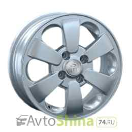 Replay Renault (RN37) 5,5x14 4x100 ET 45 Dia 60,1 (silver)
