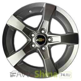 Replay Chevrolet (GN52) 6x15 5x105 ET 39 Dia 56,6 (silver)