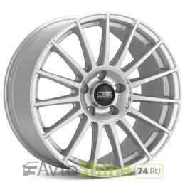OZ Racing Superturismo LM 7,5x18 5x100 ET 48 Dia 68 (matt race silver + black)
