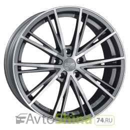 OZ Racing Envy 7,5x16 5x115 ET 32 Dia 70,2 (Matt Silver Tech)