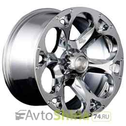 Racing Wheels H-276 8x16 6x139,7 ET 10 Dia 110,5 (BK F/P)