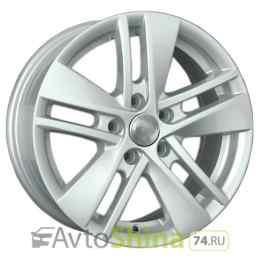 Replay Chevrolet (GN84) 6,5x15 5x105 ET 39 Dia 56,6 (silver)