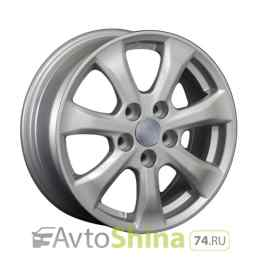 Replay Renault (RN136) 6,5x15 5x114,3 ET 43 Dia 66,1 (silver)