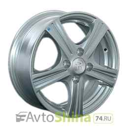 Replay Renault (RN58) 5,5x14 4x100 ET 43 Dia 60,1 (silver)