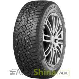 Continental IceContact 2 255/55 R18 109T XL Run Flat